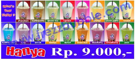 Jakarta Bubble Drink Supplier Powder Dan Franchise